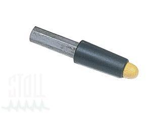 Punktelektrode,  Ø 5 mm, 4 mm Buchse