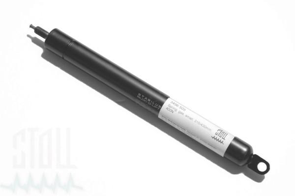 Gasdruckfeder klein, 315/430mm, 400N / Spring, gas, small, 315/430mm, 400N