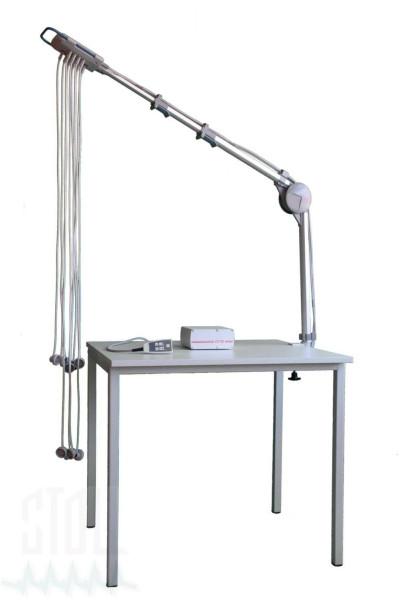 DT 80 T Elektrodensauganlage (Tisch)