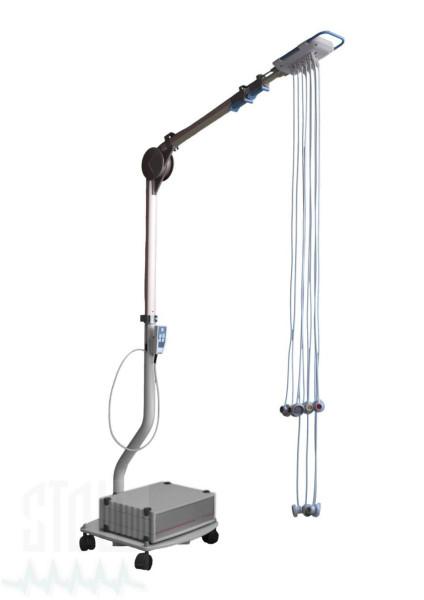 DT 100 T plus Elektrodensauganlage (Mobil)