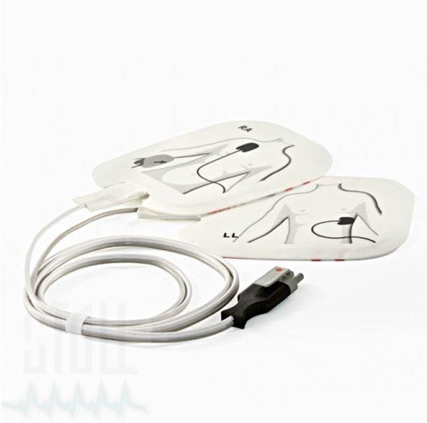 SavePads AED Defibrillationselektroden für HeartSave und XD, Erwachsene (1 Paar)