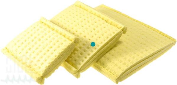 Viskoseschwämme für Plattenelektrode 6x8 cm, Satz von 4
