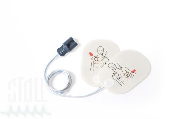 Defibrillationselektroden (1 Set) für FR, FR2, FR2+ und MRx