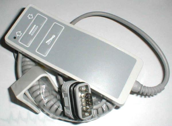 Handschalter Magnetic, elektrisch, 24VDC, 4-adrig
