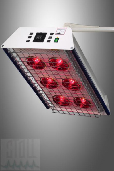 Rotlichtstrahler TGS Therm 6 mit Dimmer