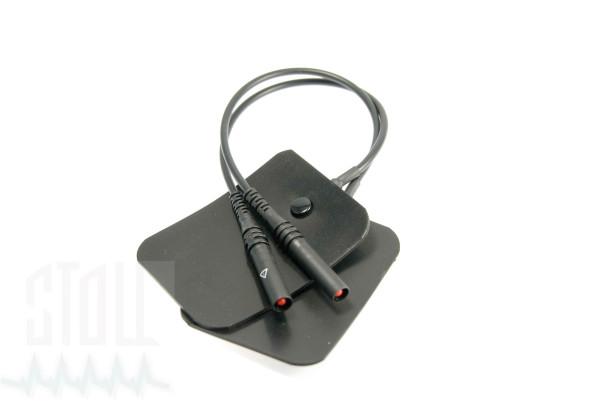 Plattenelektrode PEL50 6x8cm (2 Stck.)