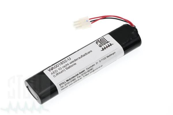 AED 10 nicht wiederaufladbare (Lithium) Batterie
