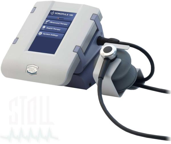 Sonopuls 190 II Ultraschall-Therapiegerät inkl. StatUS Pack 100 mit StatUS Applikator