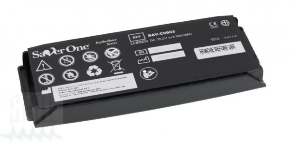 Batterie SAV-C0903 für alle Saver One Modelle