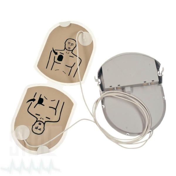 Defibrillator PAD Pak Kinder & Erw. Ersatzkassette