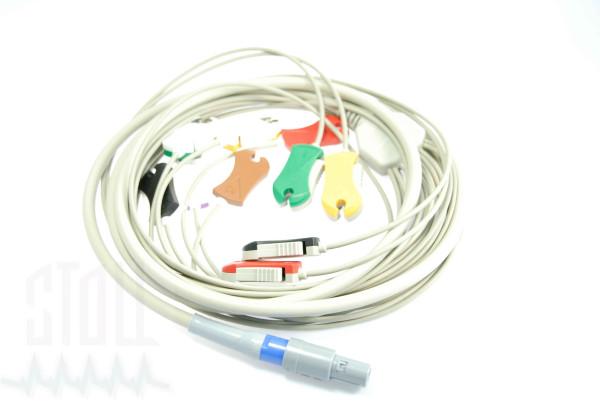 Patientenkabel PRO mit Clipanschluss