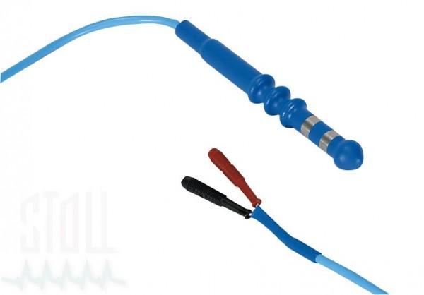 Analelektrode mit festem Kabel / 2mm Buchsen