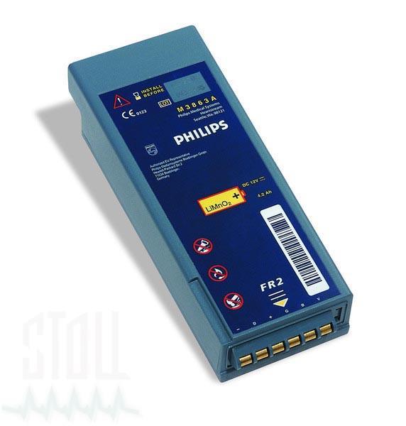 Long-Life LiMnO2 Batterie für FR2, FR2+